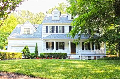 Glen Allen Single Family Home For Sale: 10557 Lambeth Road