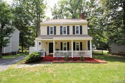 Chesterfield County Rental For Rent: 12113 Manders Knoll Terrace