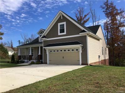 Chester Single Family Home For Sale: 4201 Hiddenwell Lane