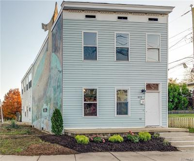 Richmond Single Family Home For Sale: 611 China Street