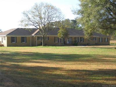 Single Family Home For Sale: 2366 Brentwood Drive