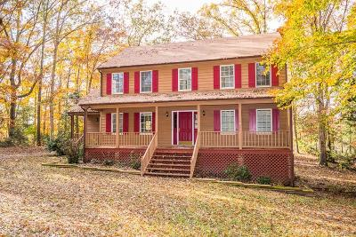 Single Family Home For Sale: 94 Cavalier Trail
