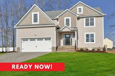 Chesterfield County Single Family Home For Sale: 7812 Mary Page Lane