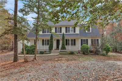 Henrico County Single Family Home For Sale: 6021 Bootsie Boulevard