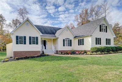 Powhatan Single Family Home For Sale: 3233 Sherwood Bluff Terrace