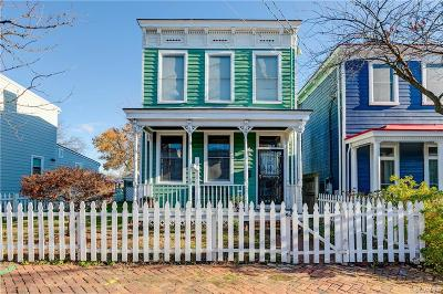 Richmond Single Family Home For Sale: 815 North 27th Street