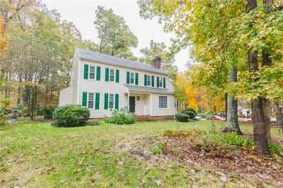 Chesterfield County Rental For Rent: 813 Watch Hill Road