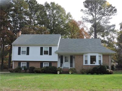 Henrico Single Family Home For Sale: 1403 Claxton Road