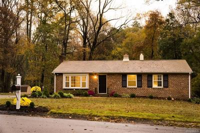 Hanover Single Family Home For Sale: 7932 Meadow Drive