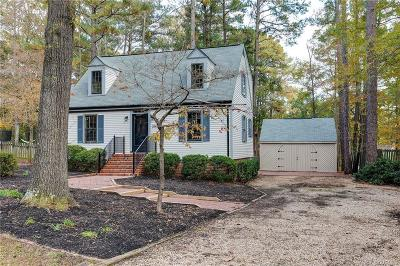 Henrico County Single Family Home For Sale: 2608 Roaringbrook Drive