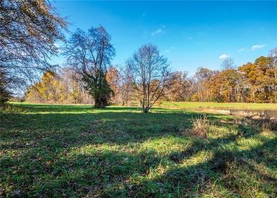 Powhatan VA Land For Sale: $699,000