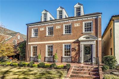 Richmond Single Family Home For Sale: 3202 Monument Avenue