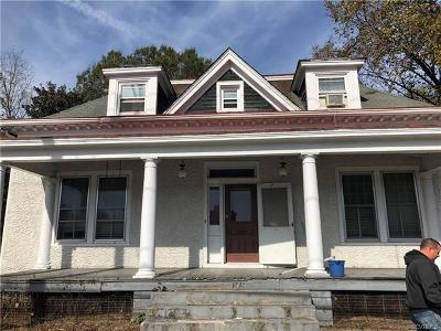 Henrico Single Family Home For Sale: 1914 Hilliard Road