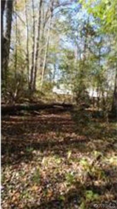 Sussex County Land For Sale: 7585 Jerusalem Plank Road