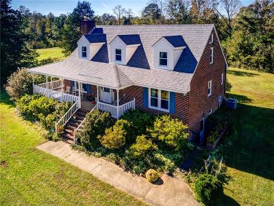Goochland County Single Family Home For Sale: 4336 Payne Road