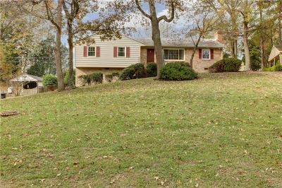 Chesterfield Single Family Home For Sale: 720 Clearlake Court