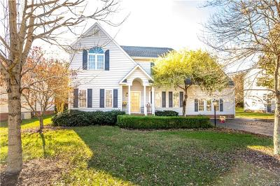 Henrico County Single Family Home For Sale: 3545 Graham Meadows Place
