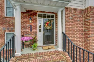 Glen Allen Condo/Townhouse For Sale: 4141 San Marco Drive