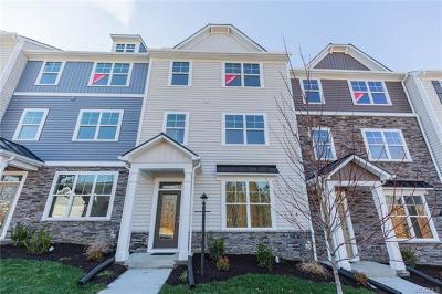 Chesterfield County Condo/Townhouse For Sale: 6220 Anise Circle #30