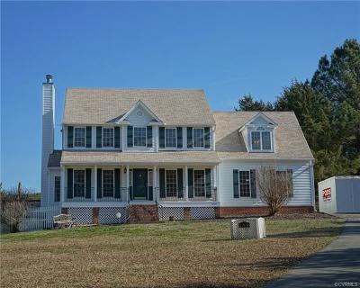 Montpelier VA Single Family Home For Sale: $394,000