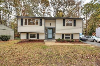 Chesterfield Single Family Home For Sale: 5448 Winterleaf Drive