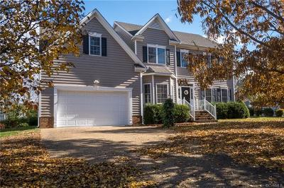 Hanover County Single Family Home For Sale: 9006 Brevet Lane