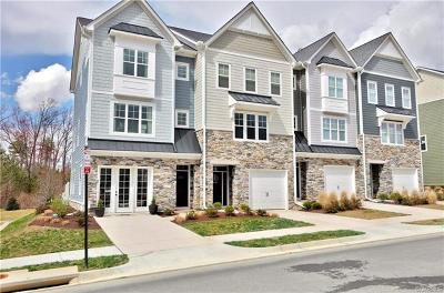 Henrico County Condo/Townhouse For Sale: 5215 Swanee Mill Place #K 4