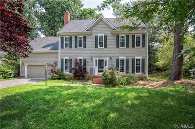 Henrico Single Family Home For Sale: 13300 Herringbone Place