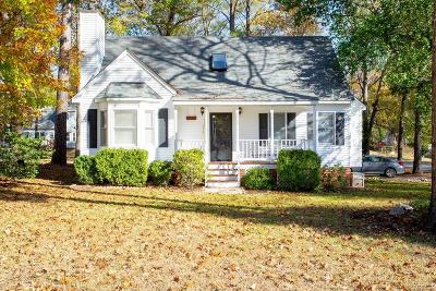 Chesterfield Single Family Home For Sale: 5007 Barkbridge Circle