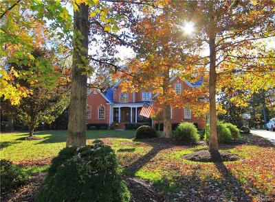 Chesterfield Single Family Home For Sale: 11412 Woodland Pond Parkway