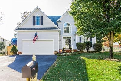 Chester Single Family Home For Sale: 3907 Ivyridge Drive