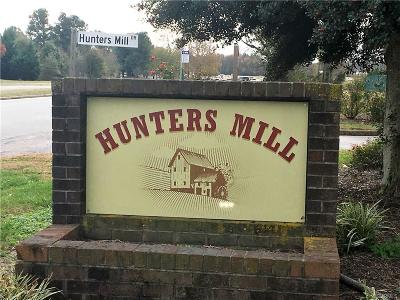 Henrico Condo/Townhouse For Sale: 3226 Hunters Mill Circle