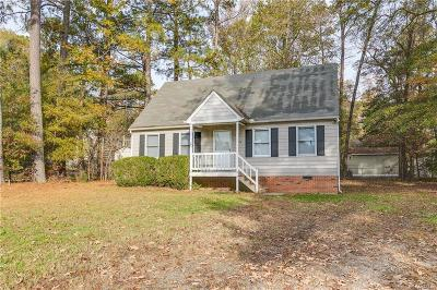 Chesterfield County Single Family Home For Sale: 3208 Roland View Terrace