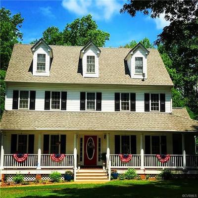 Montpelier VA Single Family Home For Sale: $390,250