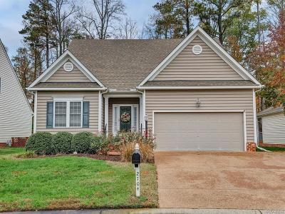 Glen Allen Single Family Home For Sale: 2704 Parview Way