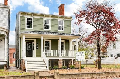 Petersburg Single Family Home For Sale: 135 Liberty Street