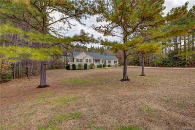 Powhatan Single Family Home For Sale: 4220 Steger Creek Drive