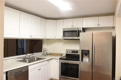 Henrico County Condo/Townhouse For Sale: 2721 Spinnaker Court