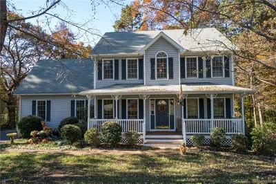 Chesterfield County Single Family Home For Sale: 8718 Rockcrest Court