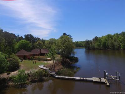 Single Family Home For Sale: 11694 River Crest Drive