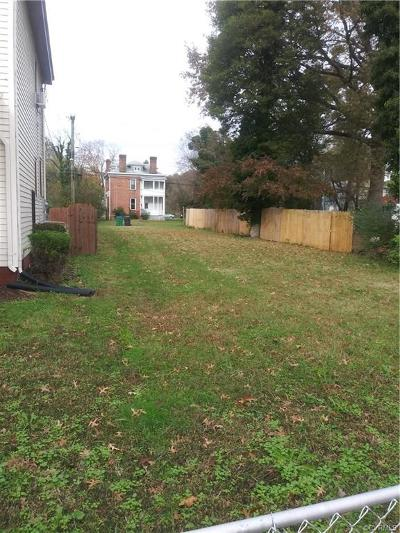 Richmond Residential Lots & Land For Sale: 3104 2nd Avenue