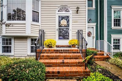 Henrico Condo/Townhouse For Sale: 11622 Timberly Waye