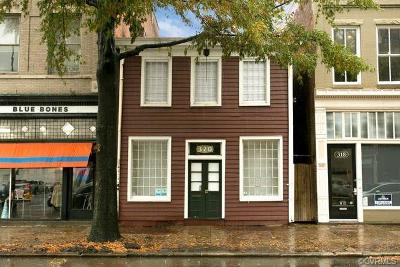 Richmond Commercial For Sale: 320 West Broad Street