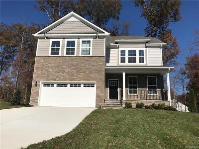 Chesterfield County Single Family Home For Sale: 1366 Braisden Road