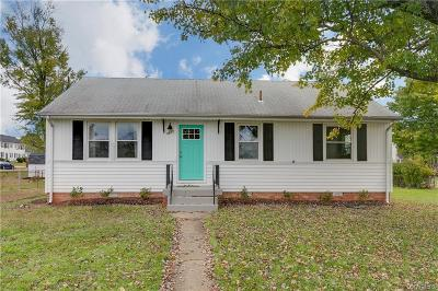 Henrico Single Family Home For Sale: 3411 Oxnard Road