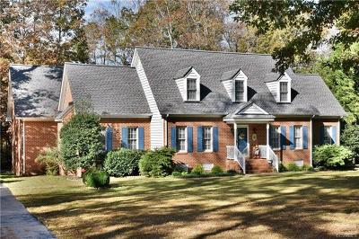 Chesterfield County Single Family Home For Sale: 11912 Dunvegan Court
