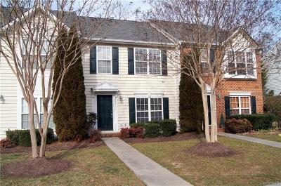 Glen Allen Condo/Townhouse For Sale: 2021 Mountain Gate Lane