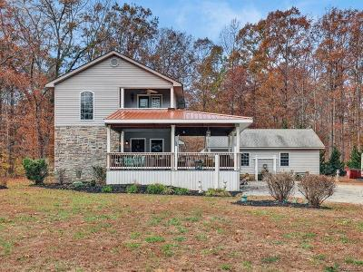 Powhatan VA Single Family Home For Sale: $272,999