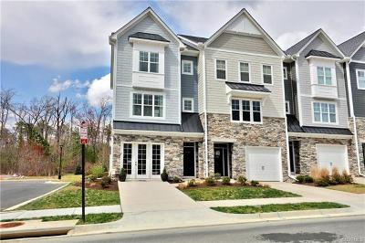 Glen Allen Condo/Townhouse For Sale: 5218 Gower Place #P 4