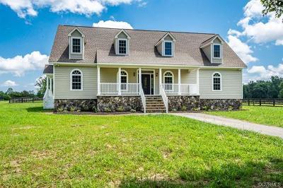 Ashland Single Family Home For Sale: 14140 Yankeetown Road